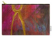 Magenta Joy Stands Alone Carry-all Pouch