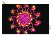 Magenta Mosaica Carry-all Pouch