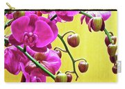Magenta Orchid 3 Carry-all Pouch