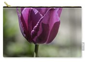 Magenta Tulip Squared Carry-all Pouch