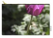 Magenta Tulip Carry-all Pouch