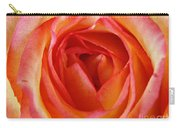 Magestic Pink Rose Carry-all Pouch
