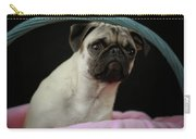 Maggie In A Basket Carry-all Pouch