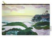 Magic Dawn At A Hidden Beach Carry-all Pouch