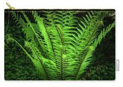 Magic Fern Carry-all Pouch