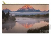 Magic Of Dawn At Oxbow  Bend Carry-all Pouch