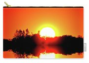 Magic Sunset  Two  Carry-all Pouch