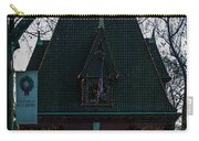 Magical Christmas Biltmore Entrance Carry-all Pouch