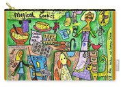 Magical Cookies A Collaboration With Eva Miller Carry-all Pouch