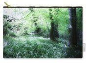 Magical Forest At Blarney Castle Ireland Carry-all Pouch