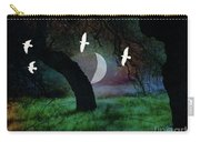 Magical Forest Night Carry-all Pouch