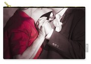 Magical Moment Of Love Carry-all Pouch