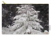 Magical Nighttime Snow Carry-all Pouch