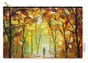 Magical Park Carry-all Pouch by Leonid Afremov