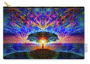 Magical Tree And Sun 2 Carry-all Pouch