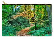 Magical Woodland Walk Carry-all Pouch