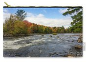 Magnetawan River In Fall Carry-all Pouch