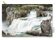 Magnificence Of Shoshone Falls Carry-all Pouch