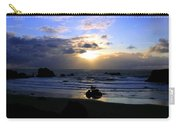 Magnificent Bandon Sunset Carry-all Pouch