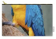 Magnificent Macaw Carry-all Pouch