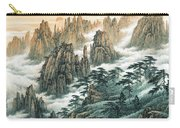 Magnificent Mount Huangshan Carry-all Pouch