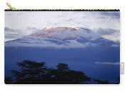 Magnificent Mount Kilimanjaro Carry-all Pouch