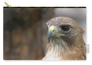 Magnificent Red-tailed Hawk  Carry-all Pouch