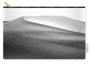 Magnificent Sandy Waves On Dunes At Sunny Day Carry-all Pouch