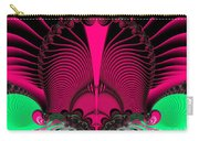 Magnificent Sunrise Reflections Fractal 119 Carry-all Pouch