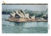 Magnificent Sydney Opera House Carry-all Pouch