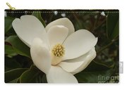 Southern Magnolia Bloom Carry-all Pouch