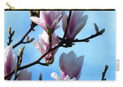 Magnolia Blooms Carry-all Pouch