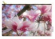 Magnolia Blossoms Carry-all Pouch