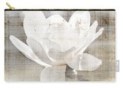 Magnolia Flower Carry-all Pouch by Elena Elisseeva