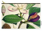 Magnolia Hodgsonii Carry-all Pouch
