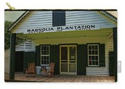 Magnolia Plantation Store Carry-all Pouch