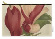 Magnolia Soulangiana Nigra Carry-all Pouch