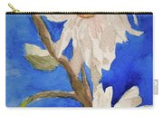 Magnolia Stellata Blue Skies Carry-all Pouch