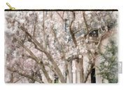Magnolias In Back Bay Carry-all Pouch