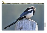 Magpie In The Sun Carry-all Pouch