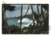 Mahama Lauhala Keanae Peninsula Maui Hawaii Carry-all Pouch