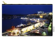 Mahon Harbour At Night Carry-all Pouch