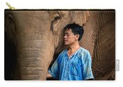 Mahout Em Carry-all Pouch