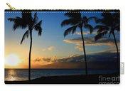 Mai Ka Aina Mai Ke Kai Kaanapali Maui Hawaii Carry-all Pouch