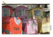 Mail Boxes Wi Carry-all Pouch