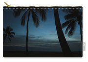 Ma'ili Beach After Sunset Carry-all Pouch