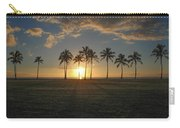 Maili Sunset Carry-all Pouch