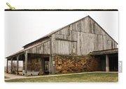 Main Part Of Amana Farmer's Market Barn Amana Ia Carry-all Pouch