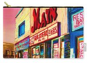 Main Steakhouse Blvd.st.laurent Carry-all Pouch