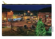 Main Street Christmas Carry-all Pouch